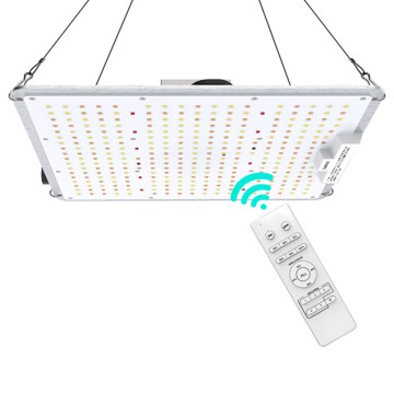 Luz de cultivo LED regulable delgada de 100 vatios