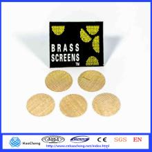 "China wholesale 3/8"", 1/2"", 5/8"", 3/4"" smoking pipe screen round shape glass smoking pipes"