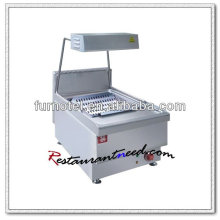 K410 Electric French Fryer Machine Estación de trabajo