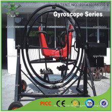 Hot Sale Double Round Sport Powerball Gyroscope