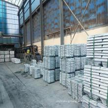 Manufacturer Supply High Purity 99.99% Min Zinc Ingot