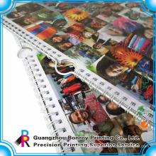 Custom made personalized english arabic calendar 2014