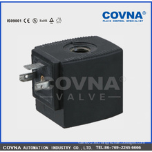 COVNA S91B Bobina de solenoide de gas de 110v DC / bobina de solenoide