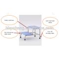 Taburete de la enfermera / taburete del pie del hospital con las certificaciones del CE
