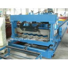 Hochwertige Wellblech-Dach-Rollformmaschine