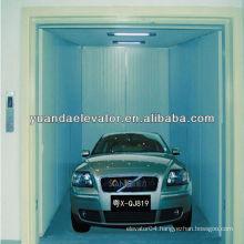 Yuanda launch car parking lift