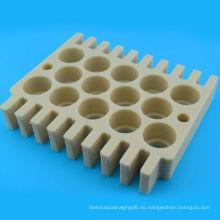 Ingeniería de plásticos 100% Nylon hoja procesamiento