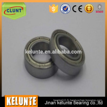 Utilisé dans un roulement à billes à haute profondeur de machine de haute qualité 61960M