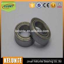 Usado em máquina de alta qualidade de rolamento de esferas profundo groove 61960M