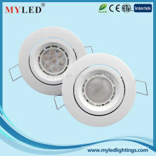 3inch 5W et 8W Dimmable downlight led ip20 2700k-6500k avec SMD Epistar Chip