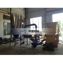 waste tires rubber crusher grinding machine equipment