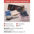 Máquina de embalagem ultra-sônica de blister