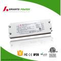 input 110vAC 24v 36w led tranformer class 2 triac dimmable led power supply