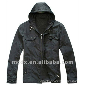 New design windbreaker mens jackets