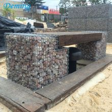 Hot Sale China Leverancier Gelaste Gabion Box / gabion Stone Basket