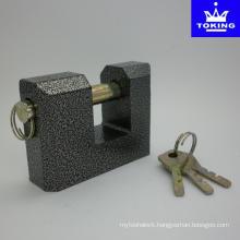 Rectangle Type Cast Iron Padlock (1306)
