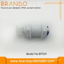 Adaptador de Buik cabeza de acoplador rápido Color blanco
