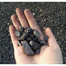 Aditivo para Carbono de Carbón para Quemaduras / Recarburador / Elevador de Carbono para la Fabricación de Acero