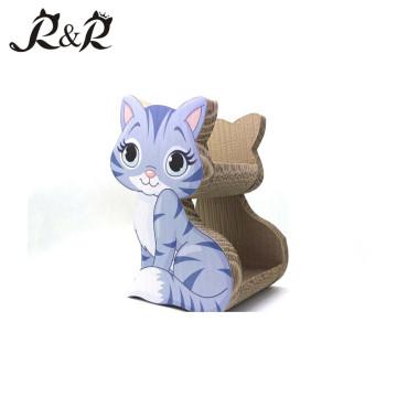 Два боковых кот, как дерево горячие продажи кошка мебель кошка когтеточке САУ-6002