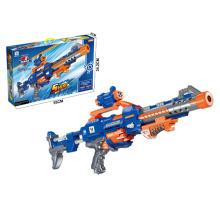 Pistola de plástico de agua suave de la bala con infrarrojos (h9805002)
