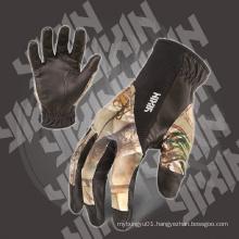 Utility Glove-Safety Glove-Camo Glove-PU Glove-Work Glove-Machine Glove-Industrial Glove