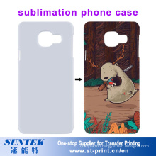 Custom Phone Case 2D Phone Cove for Sublimation Transfer Printing