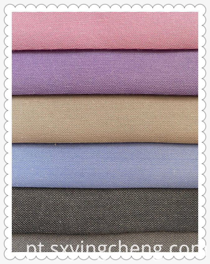 Polyester Cotton Shirt Fabric