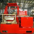 Máquina formadora de rolo de telhado ou máquina formadora KR24