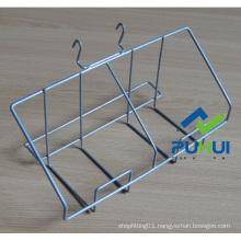Gridwall Metal Wire Pocket Hanger (PHH107A)