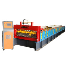 Hot sale auto deck floor roll forming machine