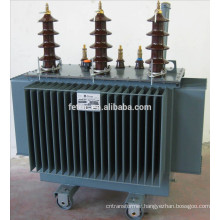 Three Phase AC Hermetically Sealed Oil-immersed Transformer