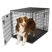 US $ 10-30 page de chien en PVC revêtu de PVC poli et durable