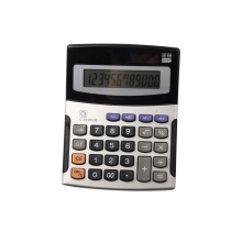 12 Digits Office Desk Calculator with Two Way Power