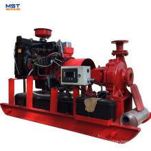 Bomba de agua de extinción de incendios de la boca de incendios del motor diesel eléctrico BK04B para la venta