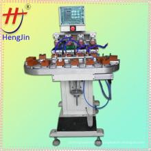 HP-160DZ pneumatic 4 color Ipone case tampo printing machine