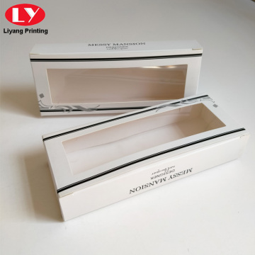 Kotak Pembungkusan Custom Paper Nail Polish Packaging Box