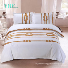 Modern Design New Product Multi Color Hotel Bedding Comfortable for Double Bed