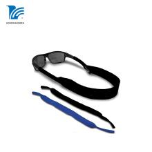 Пользовательские красочные неопреновые солнцезащитные очки ремешок