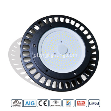 1-10 V 150 W dimerização LED UFO High Bay Light