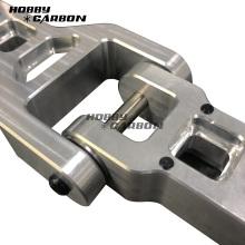 Usinage CNC 3D/2D Dessin de pièces en aluminium coupant 6061
