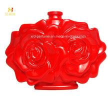 Botella de flor de perfume de alta calidad, con buen precio
