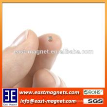 1/16 '' del imán del cubo para el pequeño imán neodymium por encargo / minúsculo para la venta