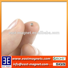 1/16'' cube magnet for custom-made/tiny small neodymium magnet for sale