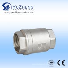 Válvula de Retenção Vertical em Aço Inox H12W