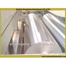 Folha de alumínio para radiador de automóveis