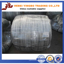 Bwg 12 14 16 18 Fil de fer galvanisé à chaud / électrique galvanisé fabriqué en Chine (usine réelle)