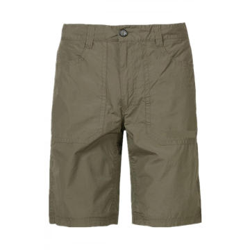Short Simple Solid Homme