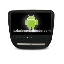 ¡Cuatro nucleos! DVD de coche Android 6.0 para Malibú con pantalla capacitiva de 9 pulgadas / GPS / Enlace espejo / DVR / TPMS / OBD2 / WIFI / 4G