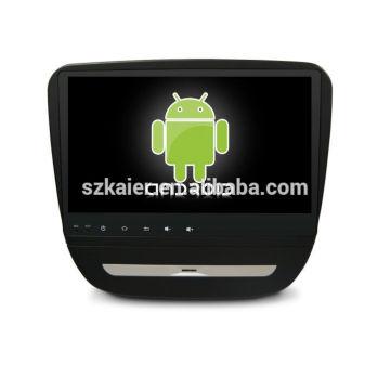Quad core! Android 6.0 voiture dvd pour Malibu avec écran capacitif de 9 pouces / GPS / lien miroir / DVR / TPMS / OBD2 / WIFI / 4G