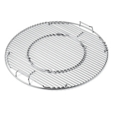 Stainless Steel Folding BBQ Grilling Basket Barbecue Net